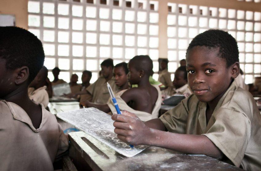 Bli Planfadder - alla barn har rätt att gå i skolan