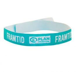 Framtid - Armband Plan International