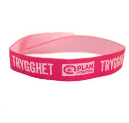 Armband - Trygghet Plan International