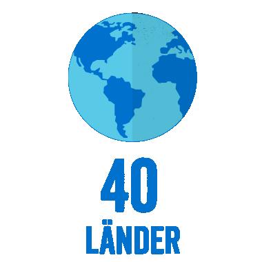 Säkra skolor kommer i slutet av 2017 finnas i 40 länder.