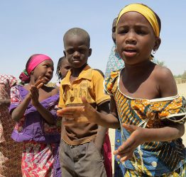 Skydd efter Boko Haram - Plan International