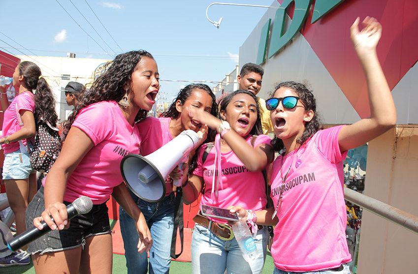 Plan Internationals projekt för jämställdhet i Brasilien