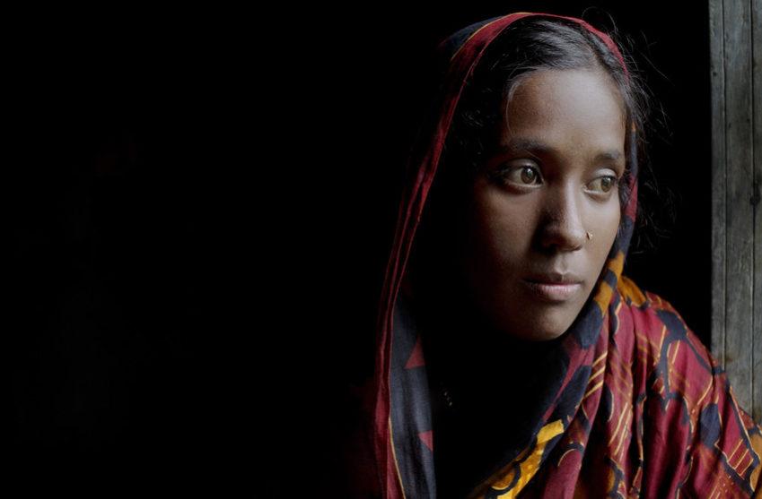 Sadia giftes bort när hon var 14 år, nu är hon 16 och kämpar mot barnäktenskap.