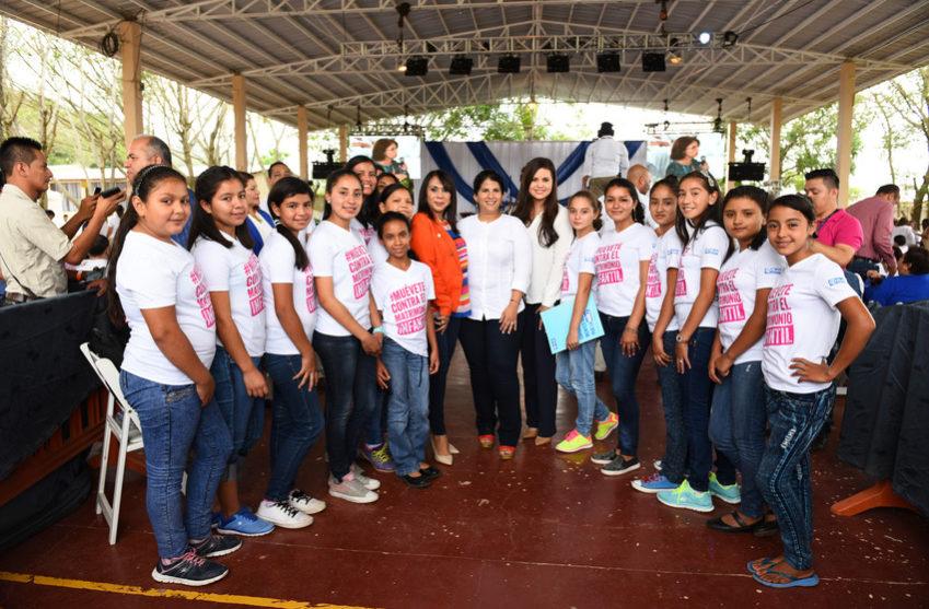 Celia och hennes vänner vann kampen mot barnäktenskap i Honduras