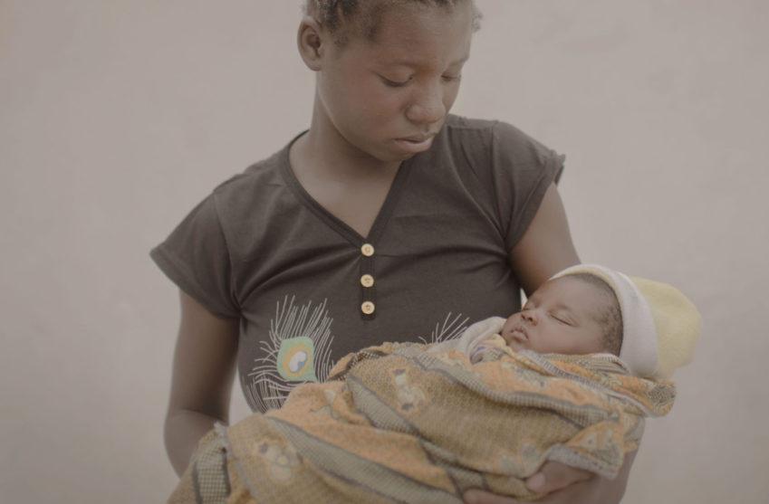 2 miljoner flickor under 15 föder barn varje år