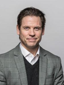 Pär Lager, vice ordförande