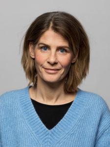 Jessica Zimmerman, enhetschef Givarservice