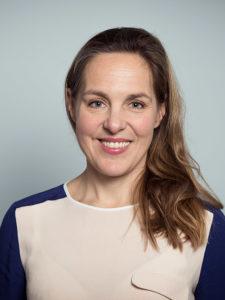 Louise Karlander, enhetschef marknad