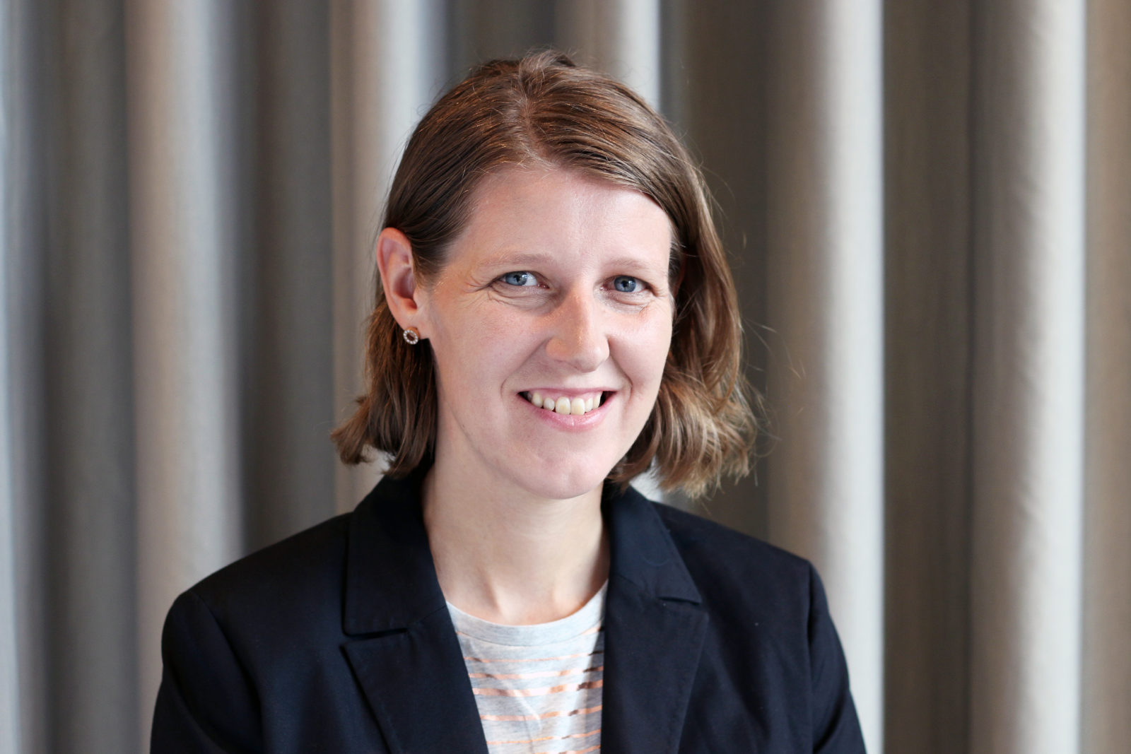 Sofia Klemming Nordenskiöld, pressansvarig Plan International
