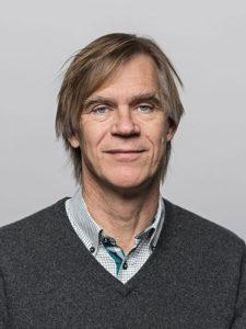 Styrelseordförande Carl Lindgren