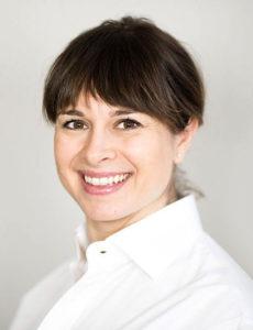 Nathalie Piehl, enhetschef kommunikation