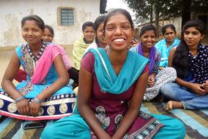 Kiran från Indien