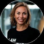 Tanja Bruun från Body Shop